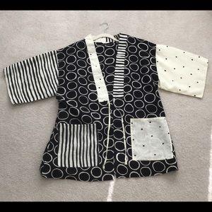Gudrun Sjoden Kimono Top - Light & Fun 🦋
